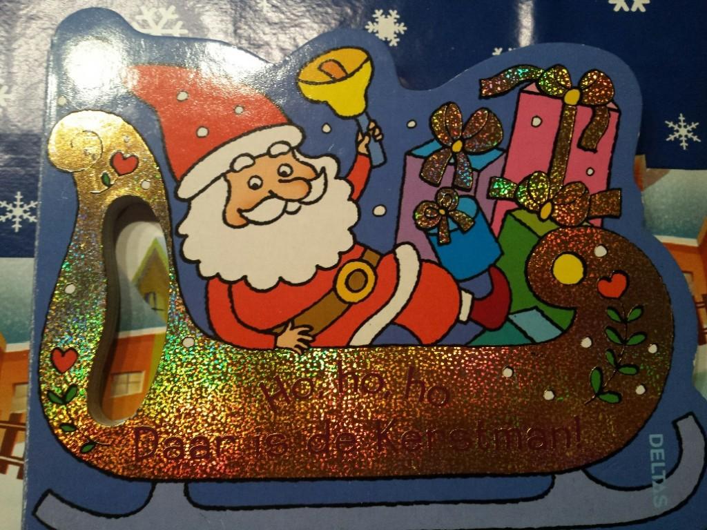 HO, Ho, HO daar is de kerstman