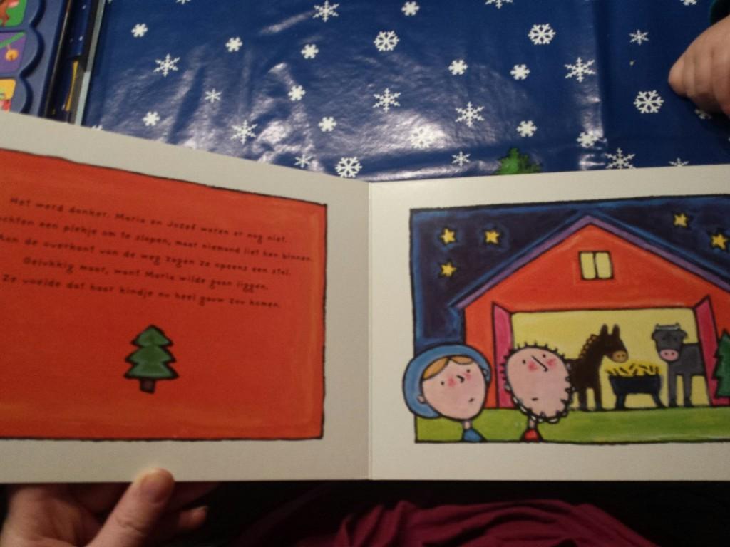 kerst prentenboek