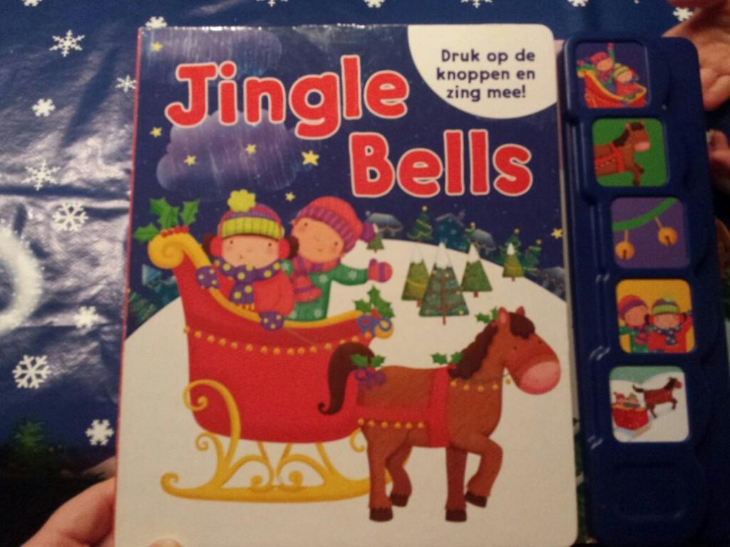 Jingle Bells voorleesboek