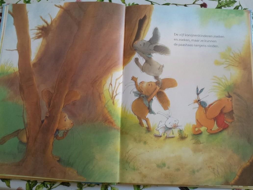 Voorleesboeken Pasen Vrolijk Pasen Paultje