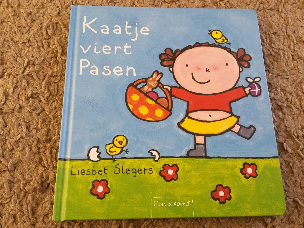 Kaatje viert Pasen prentenboeken over pasen