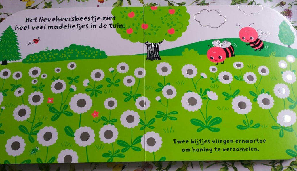 zomerboeken voor peuters en kleuters