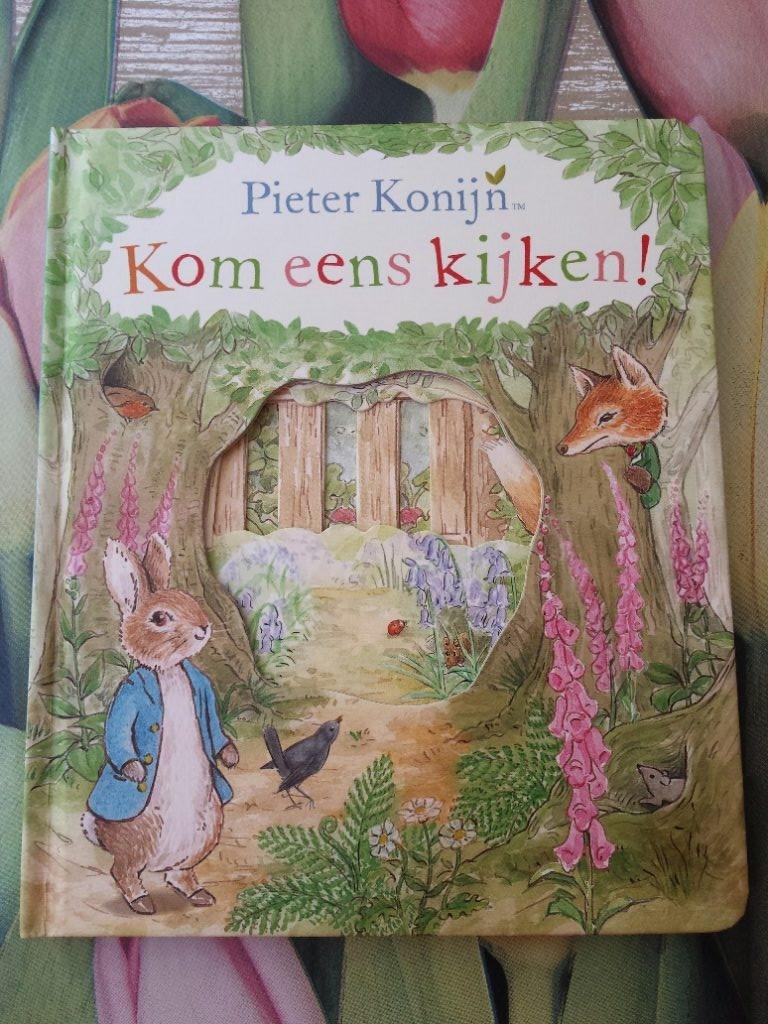 Kom eens kijken Pieter Konijn