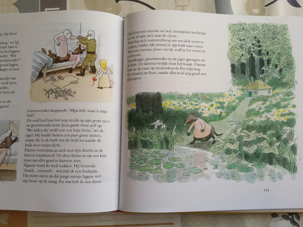 kinderboekenweek grootmoeders grote oren