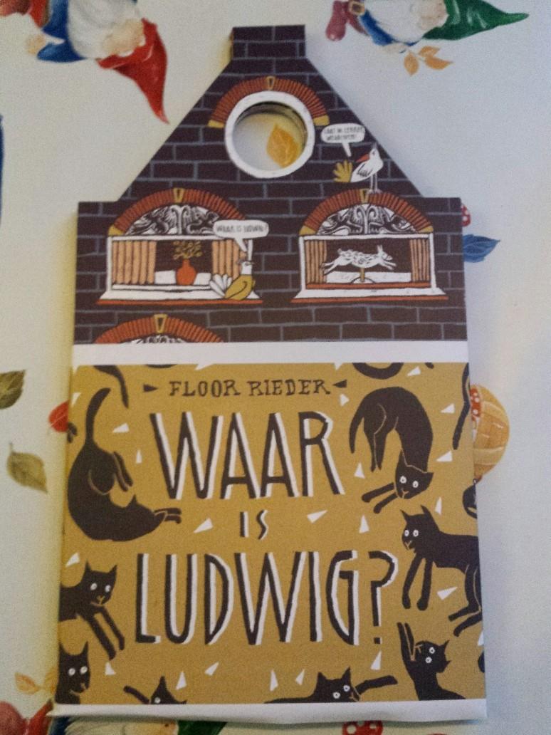 Waar is Ludwig Prentenboek kinderboekenweek