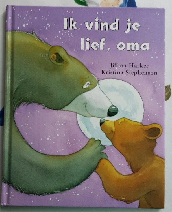 kinderboeken over opa en oma