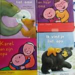 prentenboeken over opa en oma