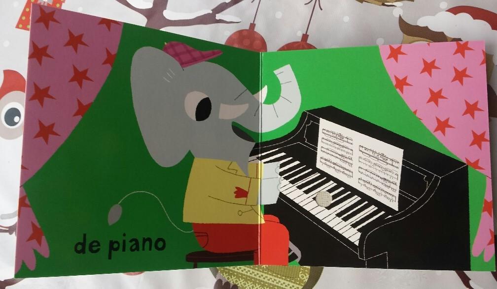 muziek voorleesboeken