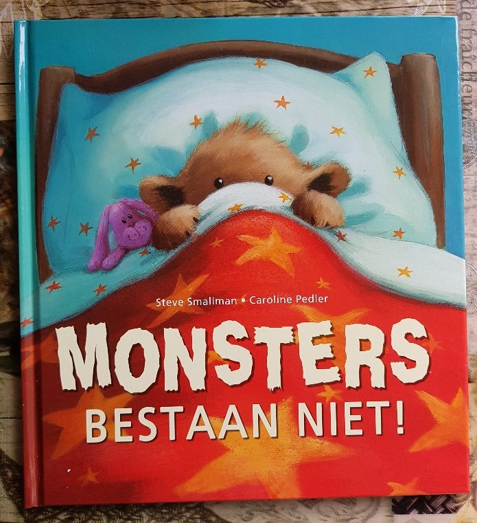 monsters bestaan niet