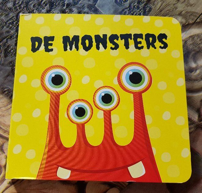 boek over monsters