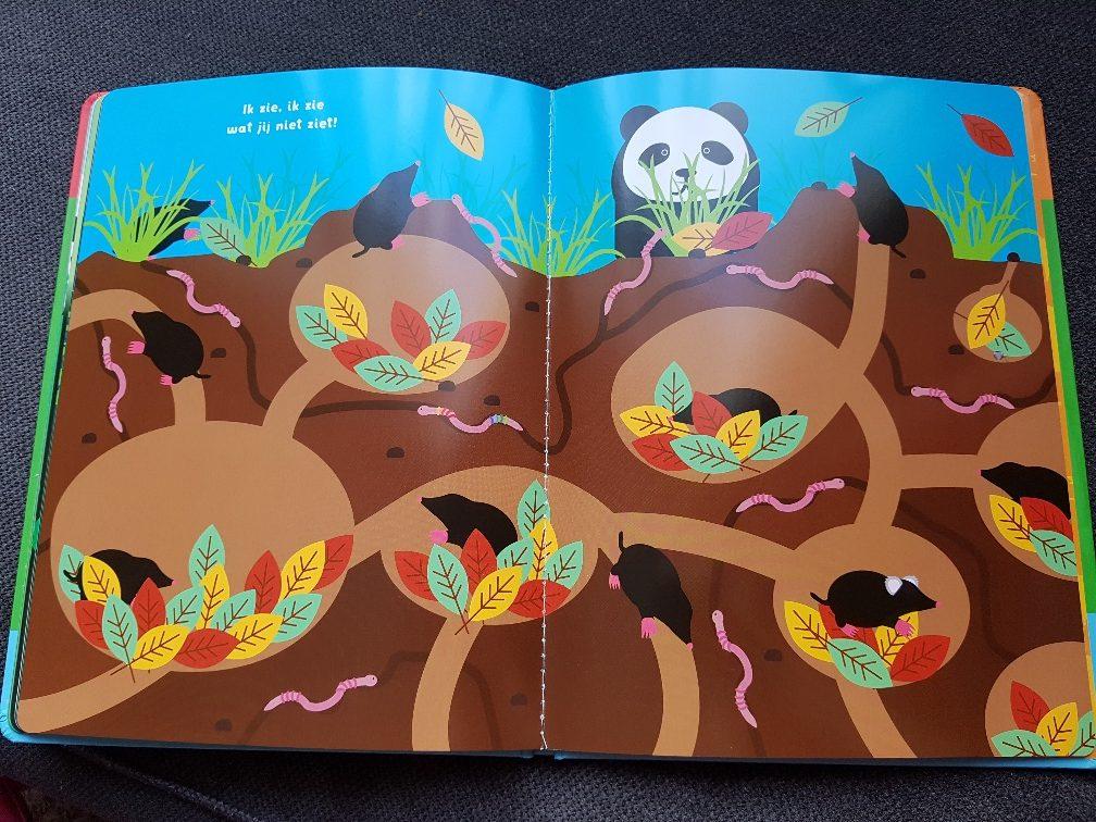 prentenboeken over dieren