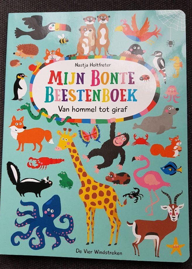 Mijn bonte beestenboek