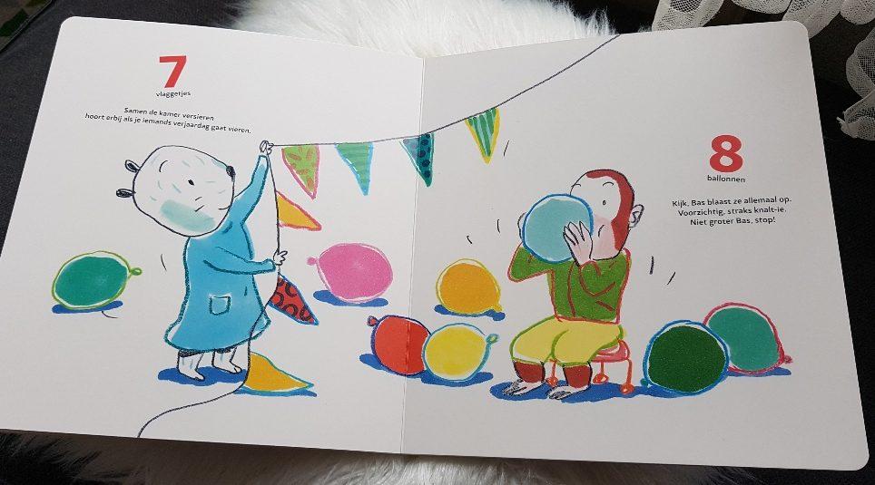 peuterboeken over feest en dieren
