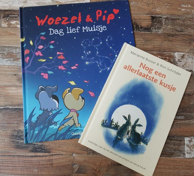 boeken over afscheid nemen voor kinderen
