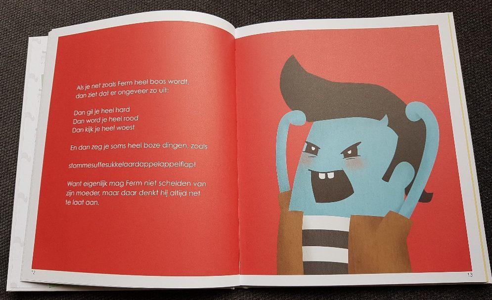 prentenboek temperamentvolle kinderen