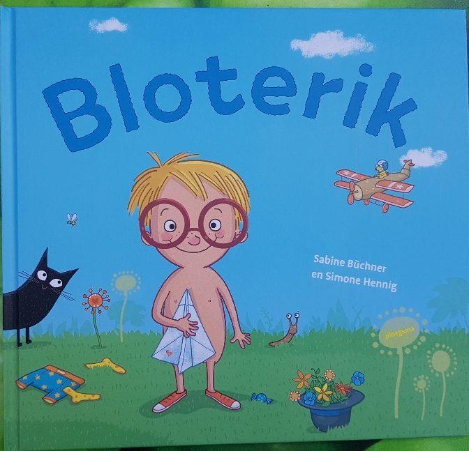 Bloterik een prentenboek voor hoogsensitieve kinderen