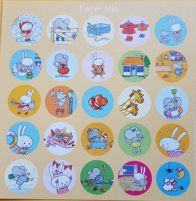 stickers pauline oud