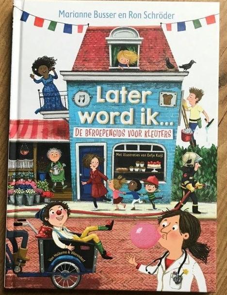 beroepenboek voor kinderen