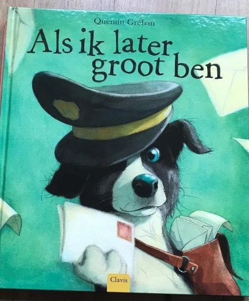 beroepenboek voor kinderen als ik later groot ben