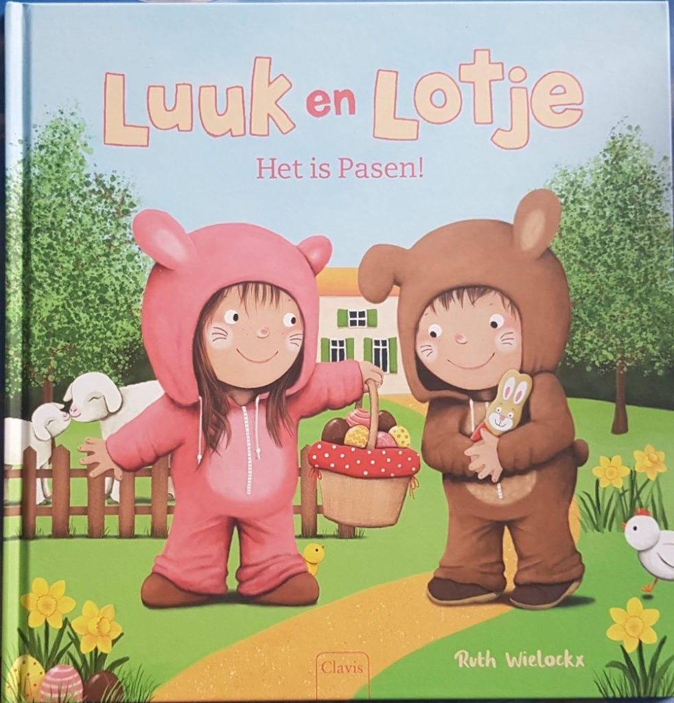 Luuk en Lotje vieren pasen prentenboeken over pasen