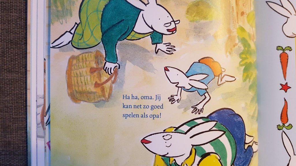kinderboeken voor opa en oma