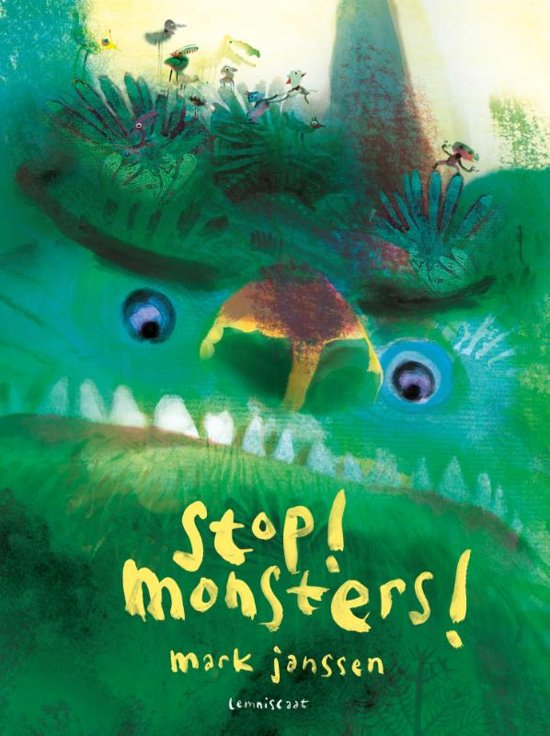 Stop monsters!