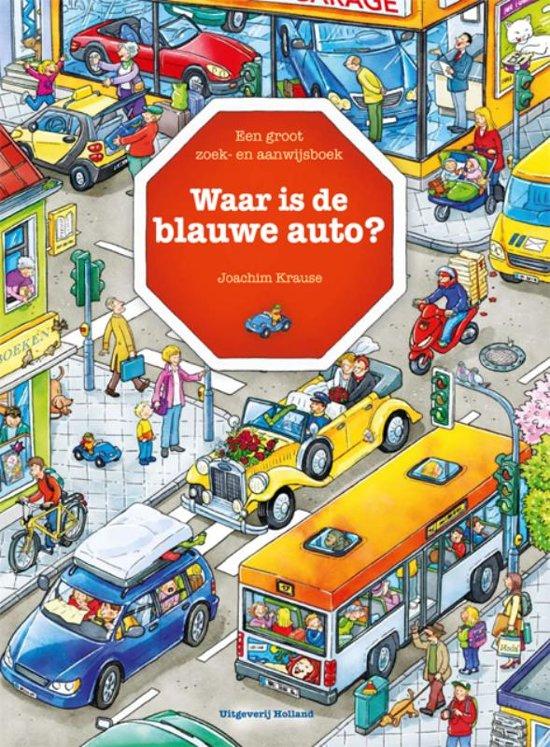 zoek en ontdekboek voertuigen