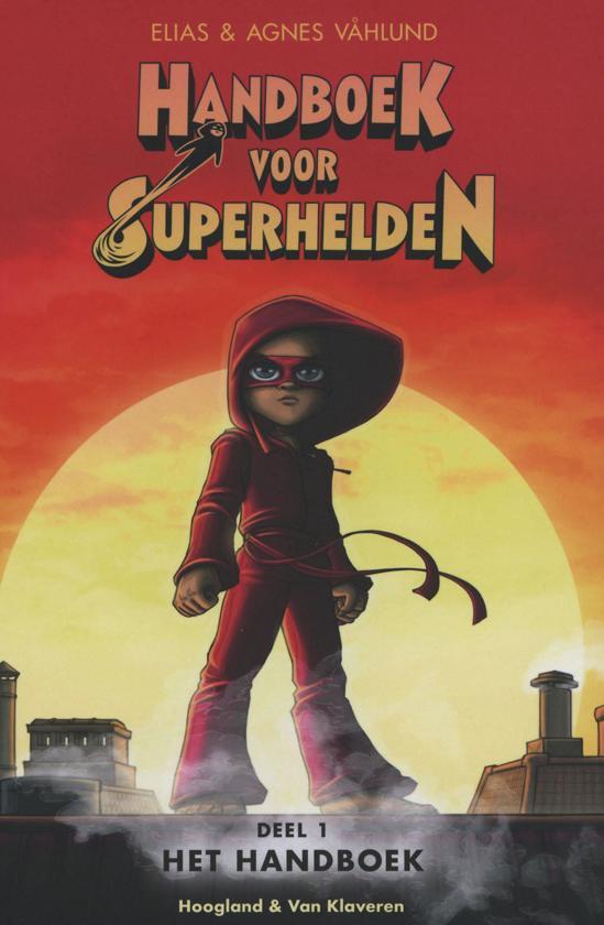 handboek voor superhelden het handboek