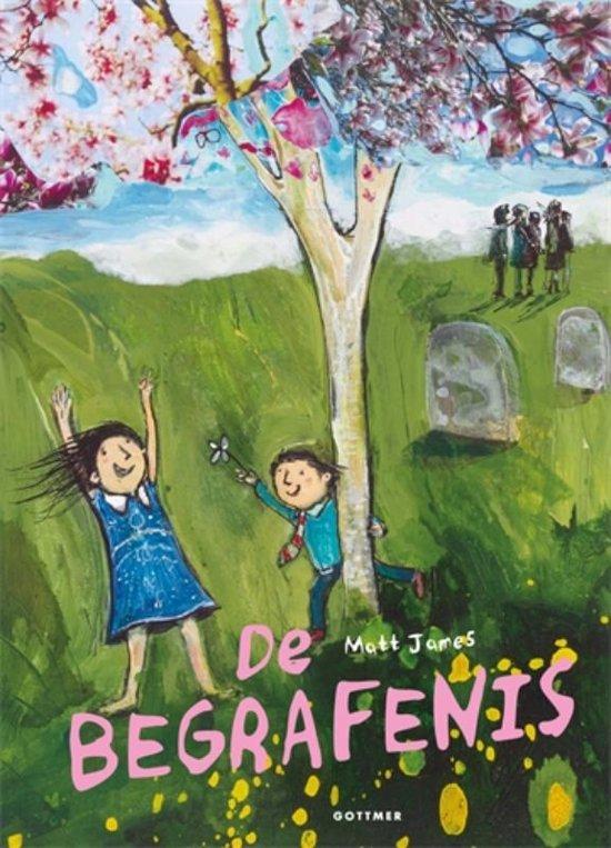 De Begrafenis prentenboek
