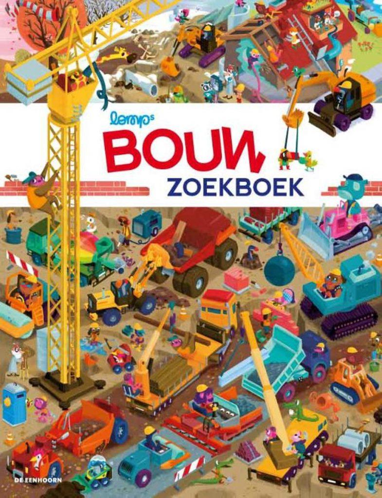 Bouw Zoekboek