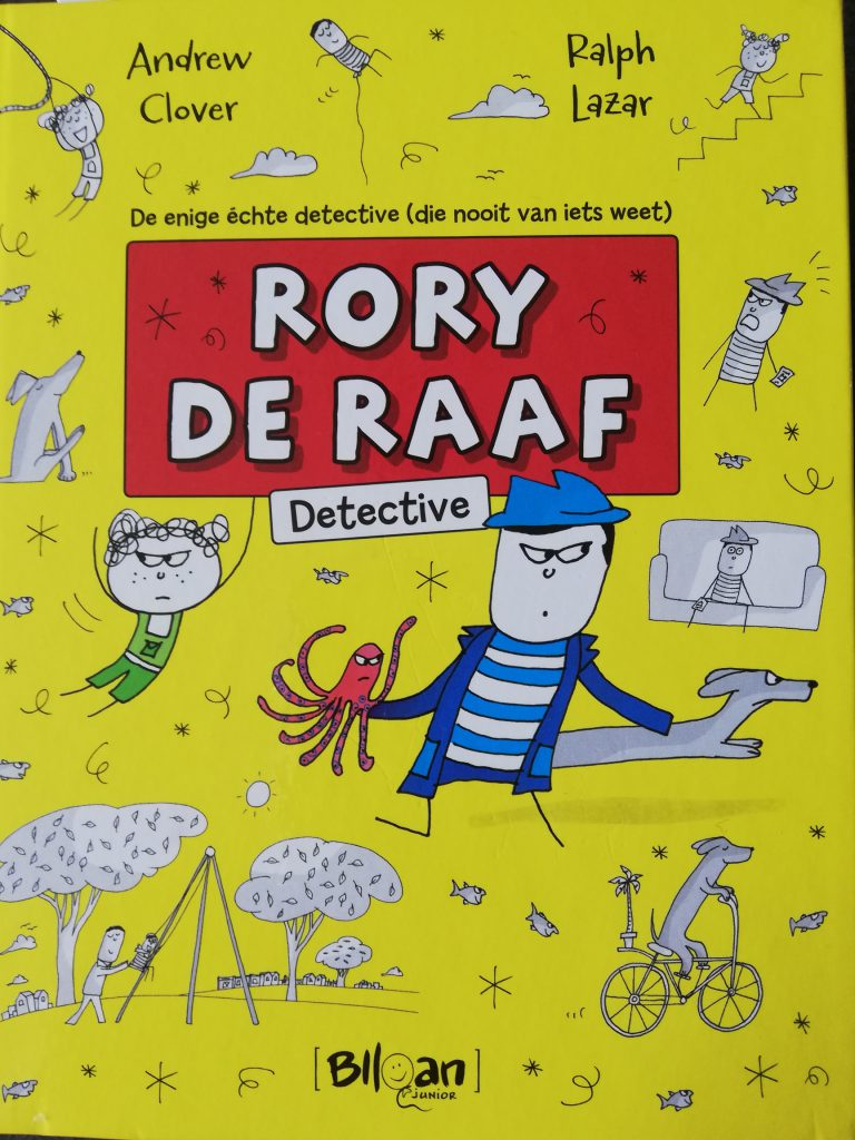 Rory De Raaf detective