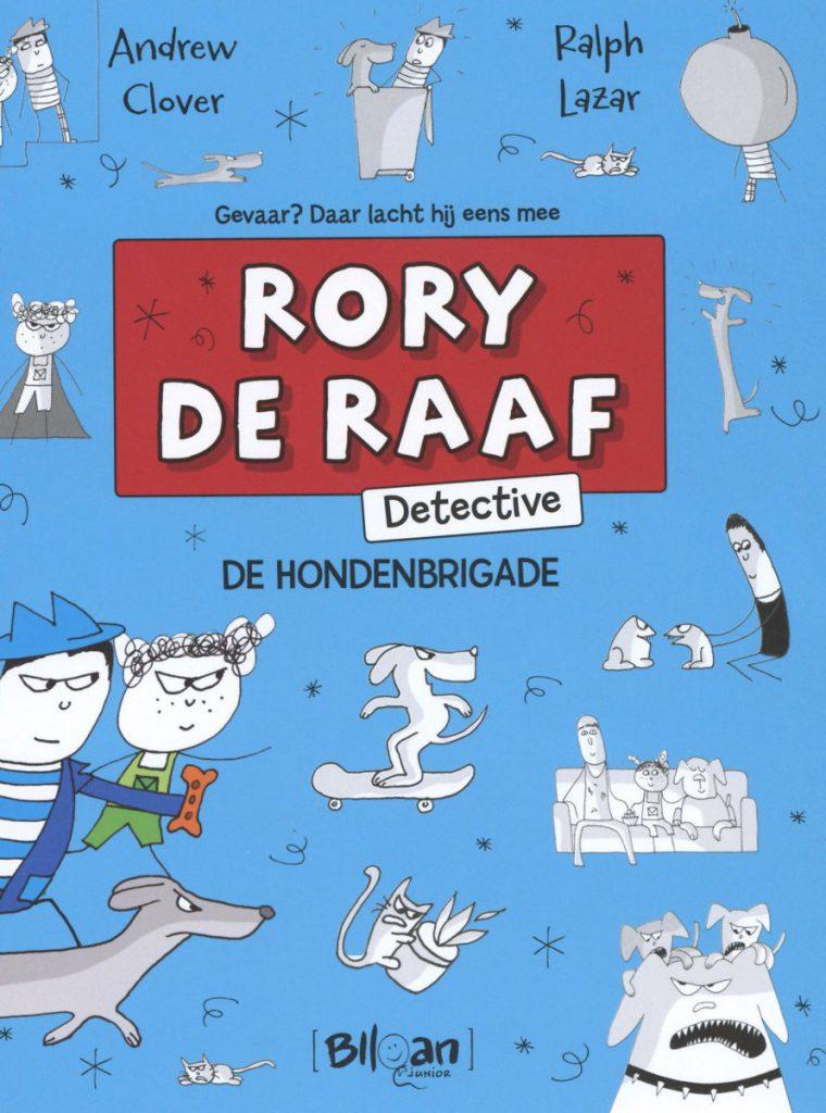 Rory de Raaf De hondenbrigade