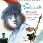 Maurits Muis en Rembrandt de meester en zijn muis. Rembrandt van Rijn, Mauritshuis