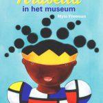 Prinses Arabella in het museum. Prentenboek voorbereiding musea bezoek kinderen
