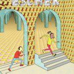 de wereld van Escher Nadir en Zenith, escher in het paleis, den haag museum