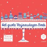 het grote verjaardagen boek mamabaas