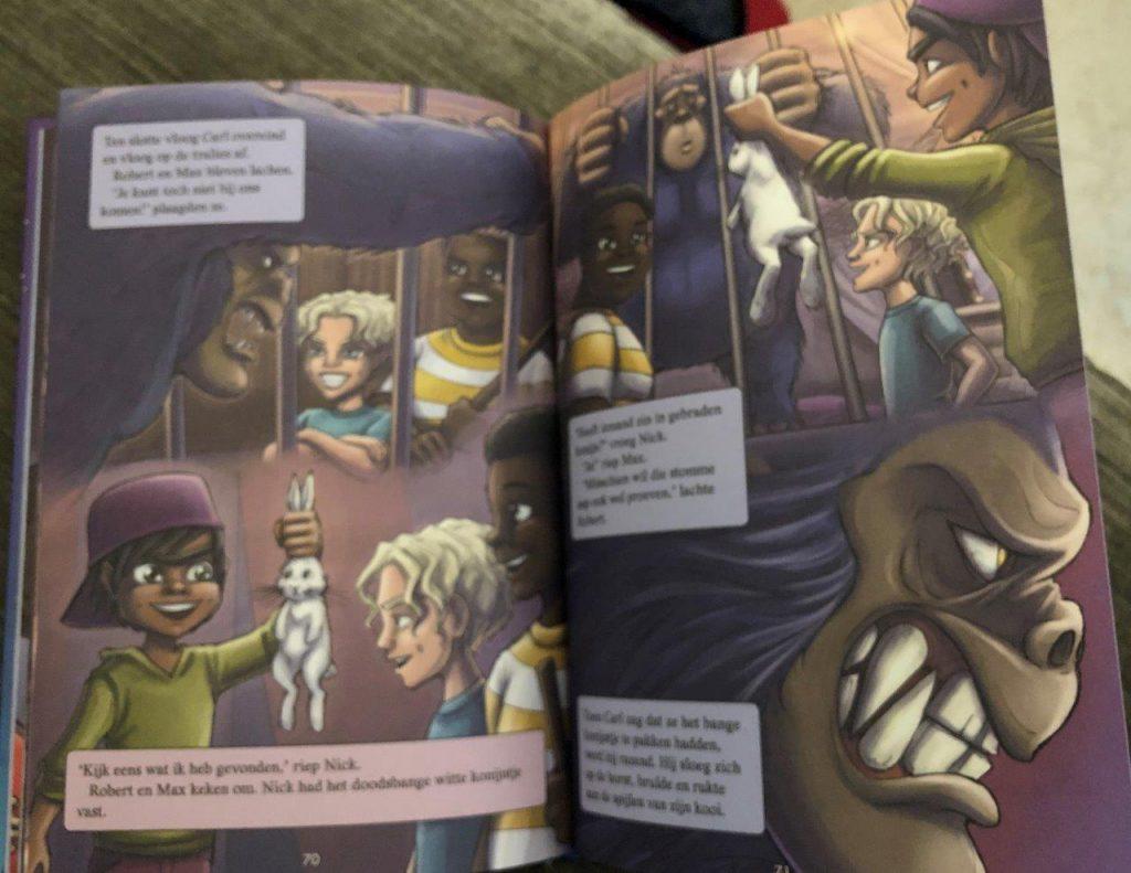Handboek voor superhelden het rode masker