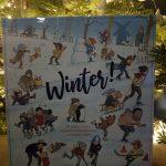 Winter, verhalenbundel, versjes, liedjes, verhalen, uitgeverij leopold