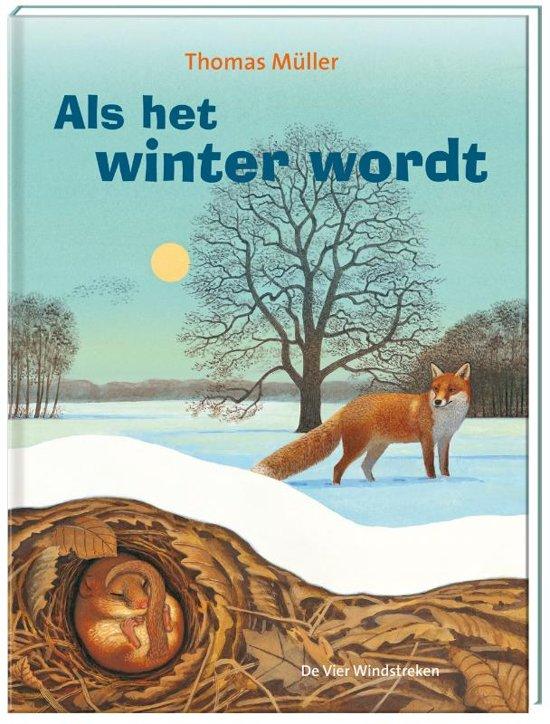 prentenboeken over de winter