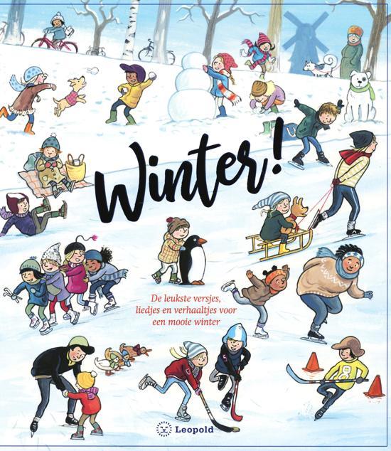 De leukste versjes, liedjes en verhaaltjes voor een mooie winter!