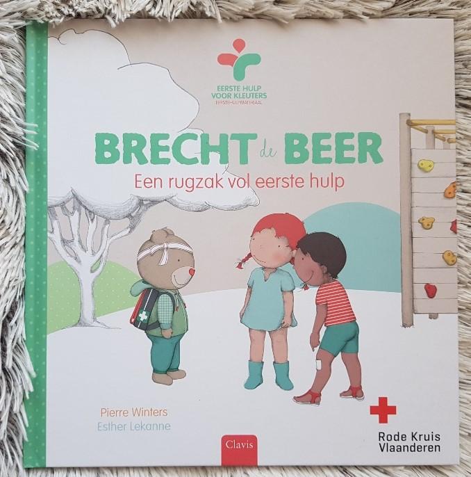 Brecht de beer eerste hulp voor kleuters