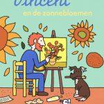 Vincent en de zonnebloemen goudenboekje gouden boekje