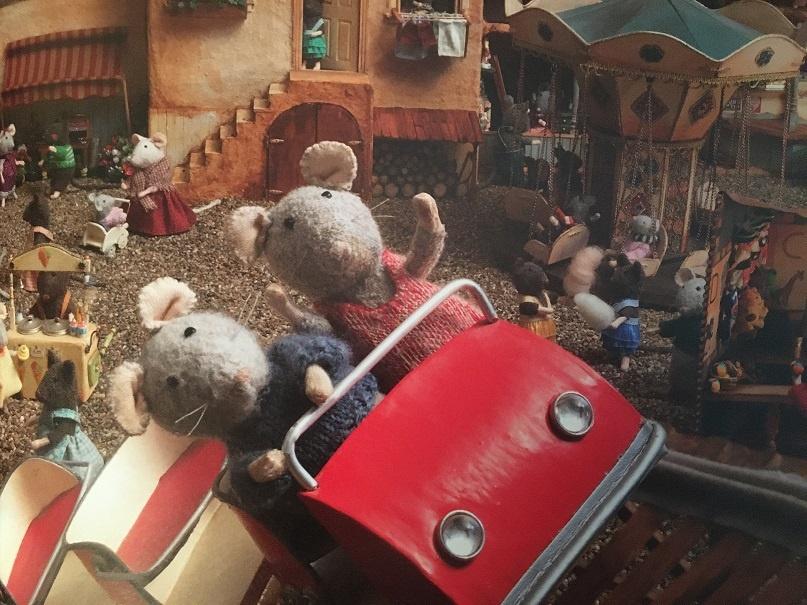 Muizenhuis – groot kijk- en zoekboek
