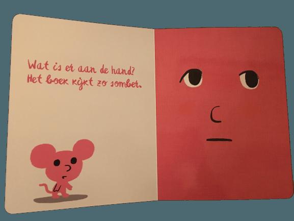 Het boek is verliefd