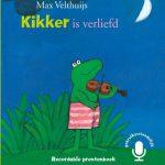 Kikker is verliefd recordable Max Velthuijs