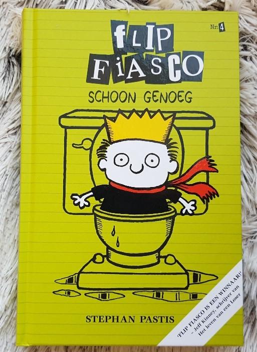 Flip Fiasco schoon genoeg