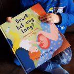 Duurt het nog lang prentenboek voor kinderen