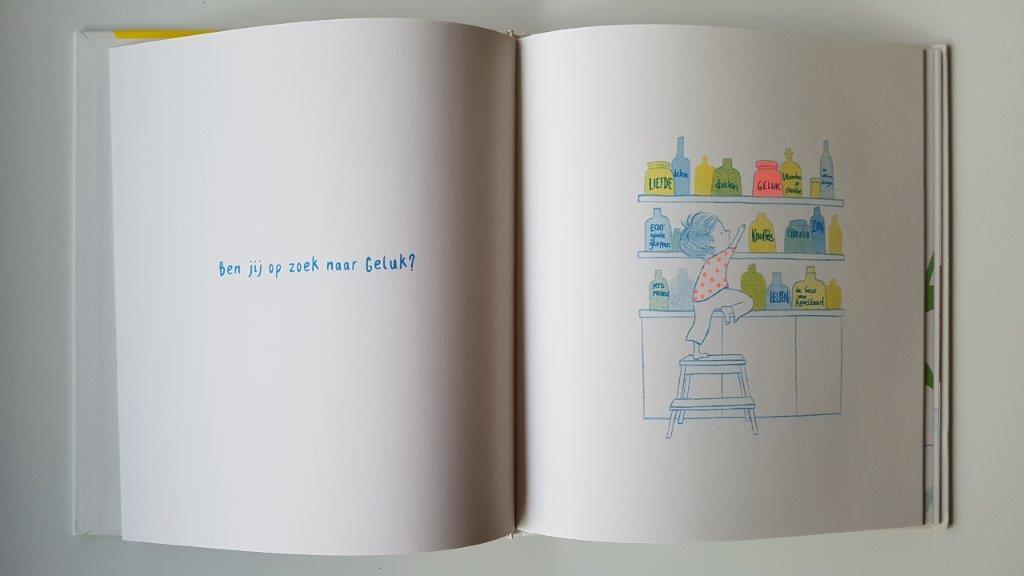 waar geluk begint Eva Eland uitgeverij Leopold