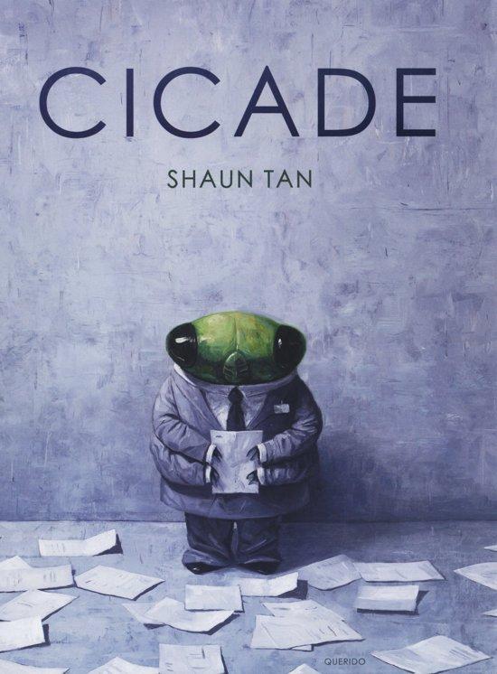Cicade Shaun Taun Querido uitgeverij