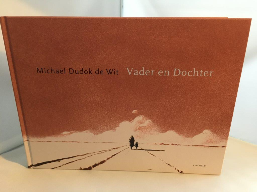 Prentenboek Vader en Dochter voor volwassenen Michael Dudok de WIt